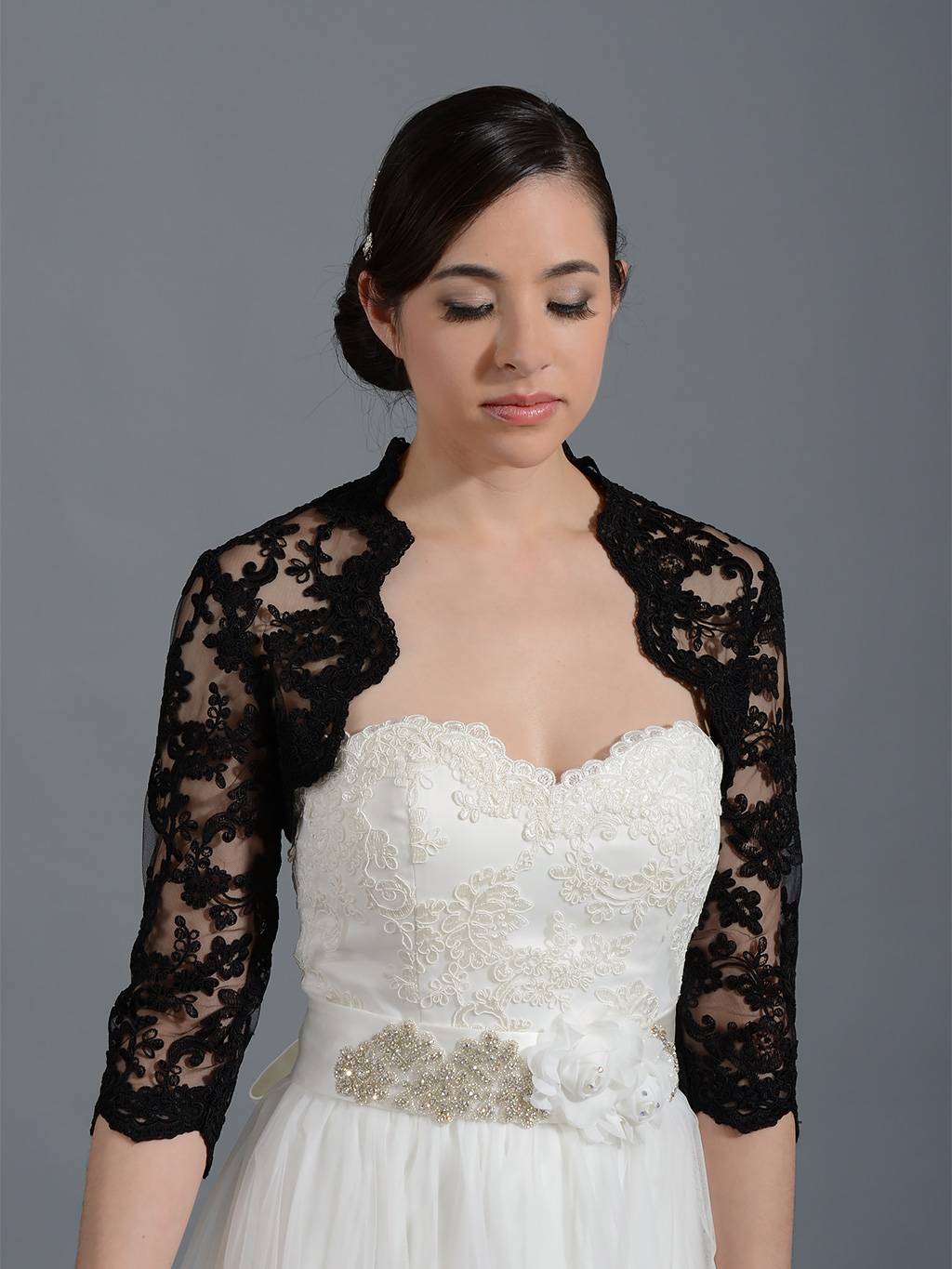 Lace Bolero Wedding | Bolero Jacket | Wedding Bolero