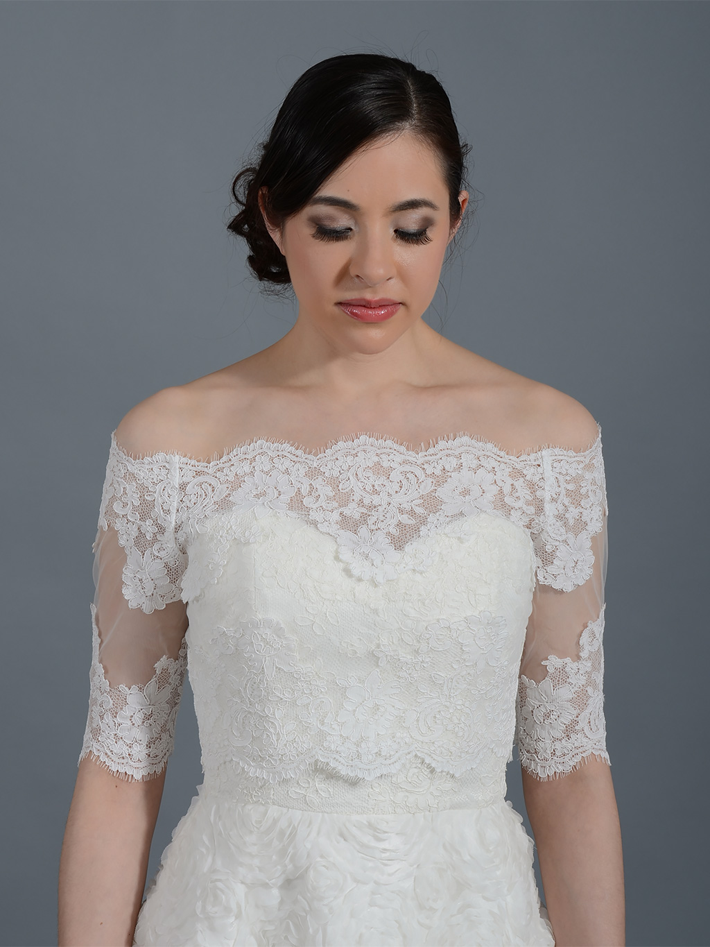 lace wedding shrug bolero wedding dresses in jax