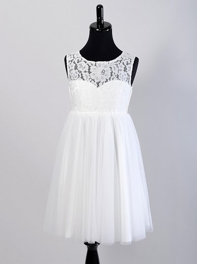 Flower girl dress 001