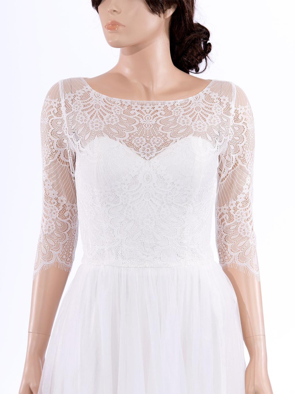 7eab7063b5 Ideas For Wedding Dress Sleeve Topper