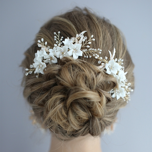 Wedding Hair Comb HC010