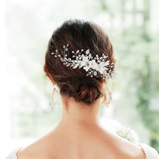 Wedding Hair Comb HC011