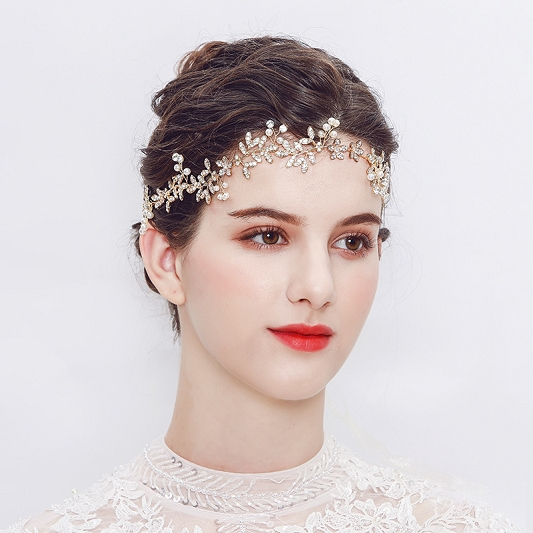 Wedding hair vine HV005