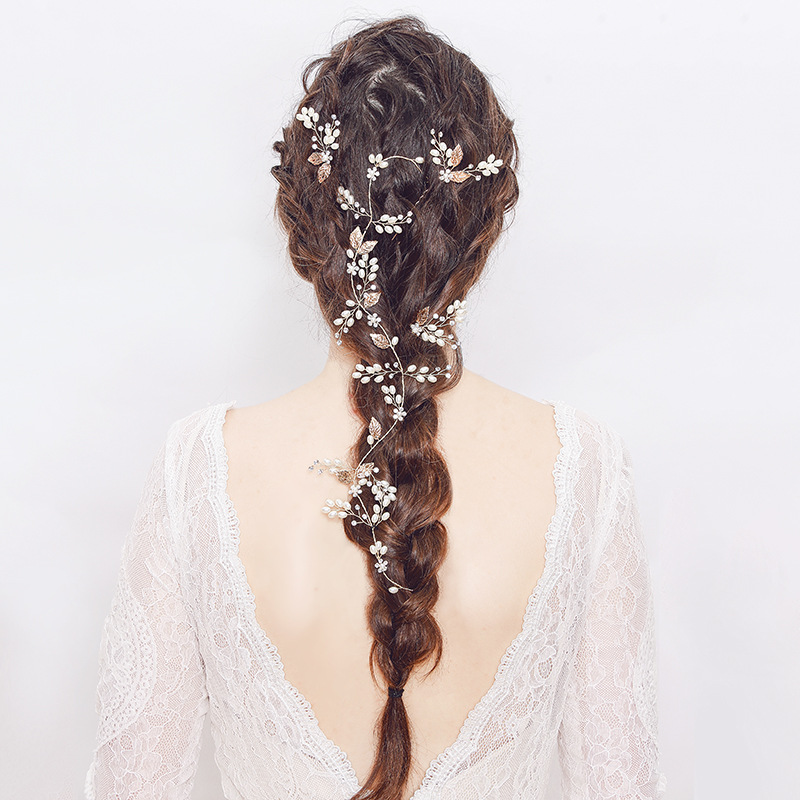 Wedding hair vine HV006